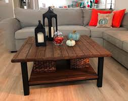 urban rustic furniture. Custom Made Modern Industrial Farmhouse Coffee Table, Urban Rustic Wood \u0026 Steel Table Furniture H