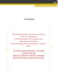 Management Control Patagonia Case Study