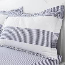 blue pillow shams. Perfect Shams Smyth Blue Pillowshams 50cm X 75cm Intended Pillow Shams N