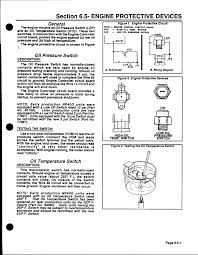 photos and diagrams of low oil shutdown systems on generac engines general oil pressure switch oil temperature switch generac power photos and diagrams of low oil shutdown systems on generac engines