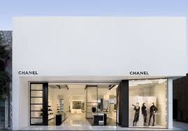 chanel storefront. chanel storefront - los angeles n