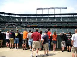 Baltimore Orioles Camden Yards Seating Chart Baltimore Orioles Standing Room Only Oriolesseatingchart Com