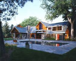 modern country home - Google Search