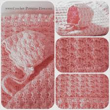Free Crochet Baby Bonnet Pattern Awesome Decorating