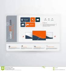 Vector Image Format In Ui Design Vector Flat User Interface Ui Infographic Template