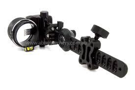 Axcel Armortech Hd Pro 5 019 Pin Sight Black