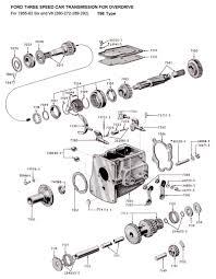 Mercruiser 170 engine diagram elegant flathead parts drawings transmissions