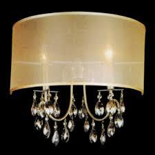 well known light fixture crystal led lighting flush mount rectangular crystal regarding wall mounted mini
