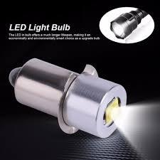 Mag Light Led Replacement Bulb Us 3 79 5 Off 18v Led Flashlight Bulb Led Upgrade Bulb For Ryobi Milwaukee Craftsman Lamp Maglite Flashlight Dc Replacement Bulbs 3v 4 12v In Led
