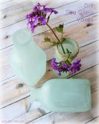 diy sea glass vases c4a bc9 myftpupload com