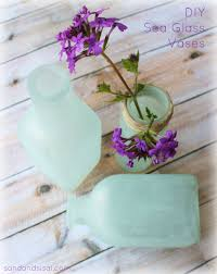 diy sea glass vases c4a bc9 myftpupload com