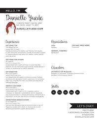 Danielle Yuede Portfolio Resume
