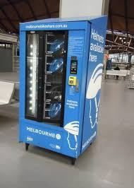 Bicycle Vending Machine Gorgeous 48 Vending Machines Full Of The Most Awesome And Terrifying