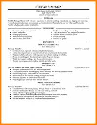 Nice Baggage Handler Cv Sample Ideas Example Resume Ideas