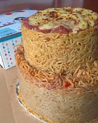 Indomie Cake Review Andrika Nadia Di Restoran Tot Aw Kelapa