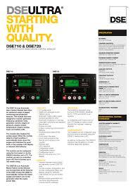 dse710 720 des pdf catalogue technical documentation brochure dse8610 mkii at Dse8610 Wiring Diagram