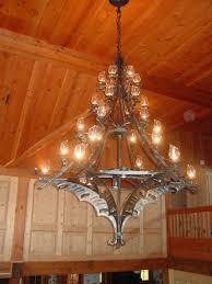 custom made great room chandelier