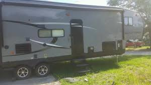 2016 forest river cherokee wolf pack toyhauler 5th wheel