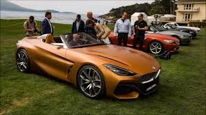 2018 bmw concept z4. plain concept 2018 bmw z4 concept reveal topcar throughout bmw concept z4