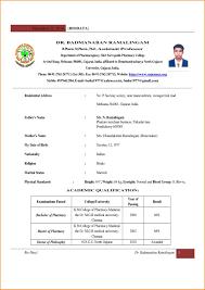 Fresher Resume Template Resume Online Builder