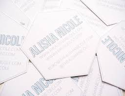 How To Create Quick Easy Diy Business Cards Alisha Nicole