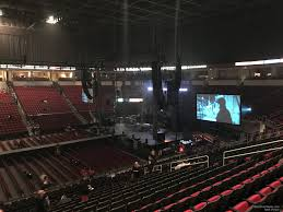 Save Mart Seating Chart Fresno Ca Save Mart Center Section 110 Rateyourseats Com