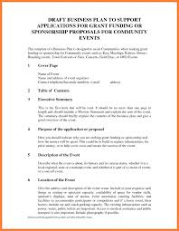 Party Proposal Template 24 Event Sponsorship Proposal Template Free Bussines 24 Sample 16