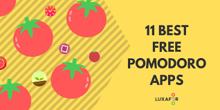 Pomodoro Chart Ultimate List Of 11 Best Free Pomodoro Time Tracking Apps To