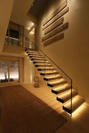 stair case lighting. Staircase Lighting Decor (36) Stair Case