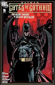 Batman: Gates of Gotham #5 (of 5) eBook: Snyder, Scott, Higgins, Kyle,  Parrot, Ryan, McCarthy, Trevor, Nguyen, Dustin, McCarthy, Trevor, Nolan,  Graham: Amazon.co.uk: Kindle Store