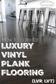 how to care for luxury vinyl plank flooring dothemicrotwist ad cbias