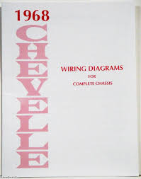 1968 chevelle factory wiring diagram manual 1967, 1968, 1969 68 Chevelle Wiring Diagram 1968 chevelle factory wiring diagram manual 66 chevelle wiring diagram