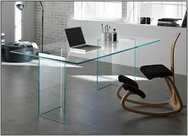 glass office furniture. Elegant Glass Office Desk Ikea Home Furniture Design Ygpwxr Pertaining To