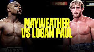 Mayweather vs Logan Paul Live - Home