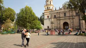 Image result for coyoacan church
