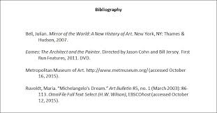 bibliography in chicago style tutorial citing in chicago style design institute of san diego