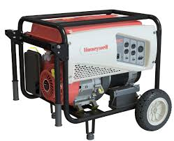 electric generators. Honeywell 5500E-6037 Electric Generators C