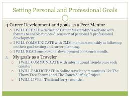 What Are Professional Goals Personal Goal Setting Goal Setting Is A Powerful Process For