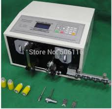 2019 <b>Computer Automatic Wire</b> Stripping Machine, Wire Cutting ...
