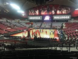 Stegeman Coliseum Section L Rateyourseats Com