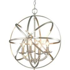 brushed nickel orb chandelier orb chandelier brushed nickel chandelier round chandelier images satin nickel globe chandelier
