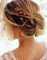 Coiffure Mariage Cheveux Courts Photos Stock Coiffure