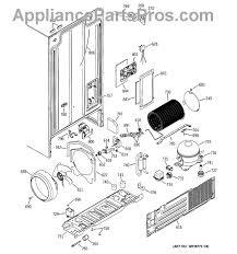 ge refrigerator computer wiring diagram wiring diagram technic ge wr55x10942p control board appliancepartspros comge refrigerator computer wiring diagram 7