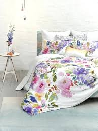 lauren conrad bedding watercolor bedspread watercolor bedding in shades of pink lilac purple and green lc lauren conrad wildflower bedding