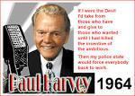 paul harvey if i were the devil essay
