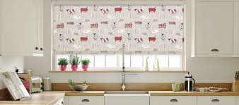 roman blinds kitchen. Delighful Roman Roller Blinds On Roman Kitchen T