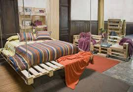 wooden pallets furniture. Delighful Pallets Make Trendy Custom Furniture With Recycled Wooden Pallets