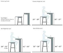 stool height for 36 inch counter stool height for counter bar stools best of standard stool