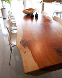 Natural Wood Dining Tables Natural Wood Dining Room Table Perfect Home Design