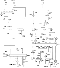91 toyota pickup wiring diagram and